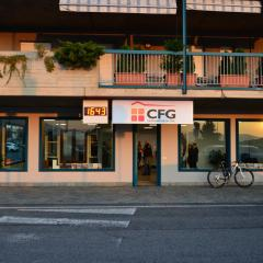 CFG Serramenti: PVC in Showroom ad Almé (BG)